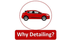 why detailing