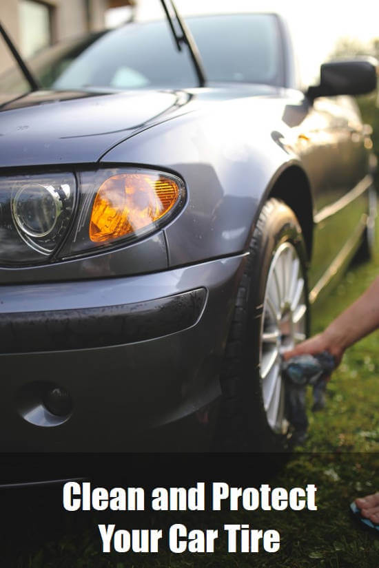 Clean Your Tires without Being an Expert