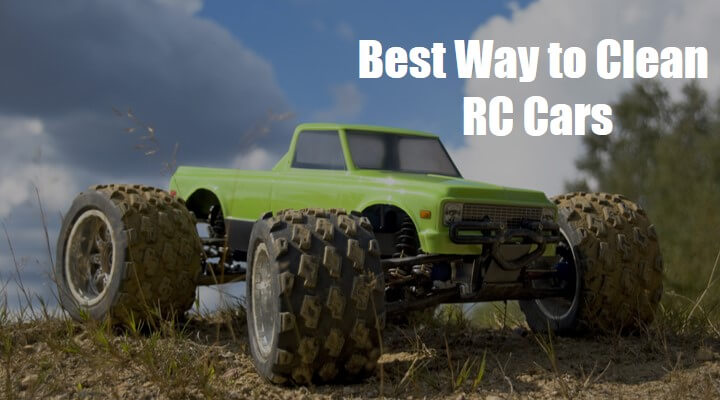 How to Clean RC Cars & Trucks Like a Pro: The Mega Guide
