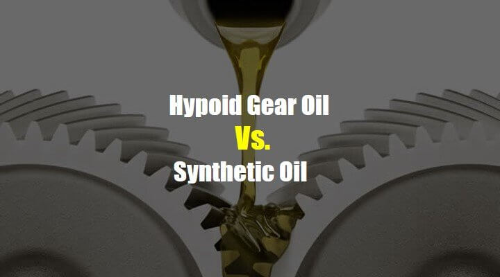 Hypoid Gear Oil Vs. Synthetic Oil: A Head to Head Comparison