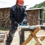 What To Do When Your Chainsaw Stops Cutting Halfway Through